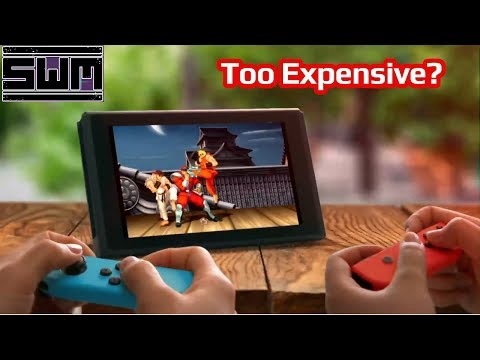 Is Street Fighter II On The Nintendo Switch Too Expensive? - SpawnCast Short!