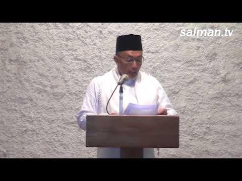 Khutbah Jumat : Dr.H. Yedi Purwanto