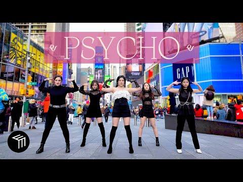 Download  KPOP IN PUBLIC NYC Red Velvet 레드벨벳 - 'Psycho' Dance Cover Gratis, download lagu terbaru