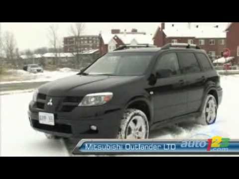 2006 Mitsubishi Outlander Review by Auto123.com