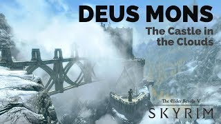 Skyrim PS4 Mods: Deus Mons (Player Home)