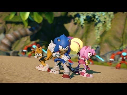 Sonic Boom Trailer