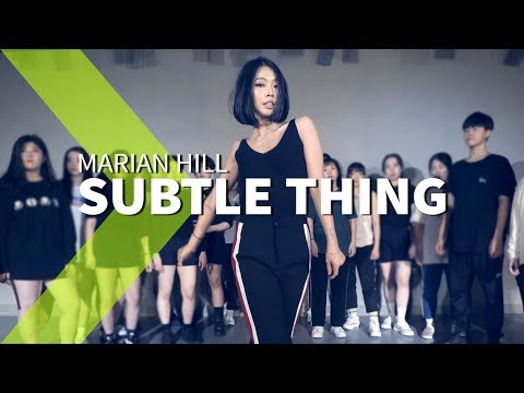 Marian Hill - Subtle Thing / HAZEL Choreography.