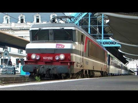SNCF Locomotive -BB 7200