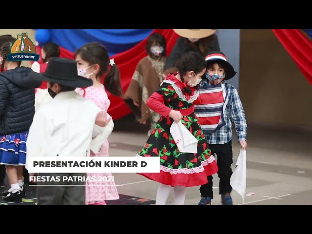 Bailes de Fiestas Patrias Educación Parvularia - Kinder