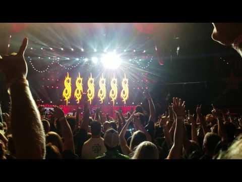 Slipknot Live Des Moines, Iowa 8/5/16 The Heretic Anthem/Psychosocial