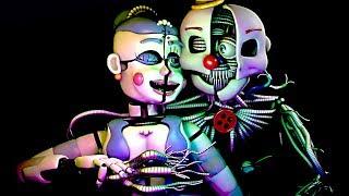 - БАЛОРА НЕ УМЕЕТ ПРИТВОРЯТЬСЯ  РУССКИЙ Five Nights at Freddy s Sister Location 5