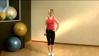 Фитнес для женщин дома (Часть 6)