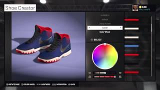 Hoe maak je de Dag van de Onafhankelijkheid Kyrie 1 in NBA 2k15