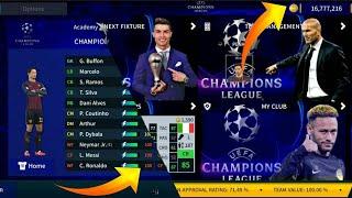 DREAM LEAGUE SOCCER 2019 MOD UEFA CHAMPIONS LEAGUE ALL PLAYERS UNLOCKED, UNLIMITED MONEY,HACK DLS 19