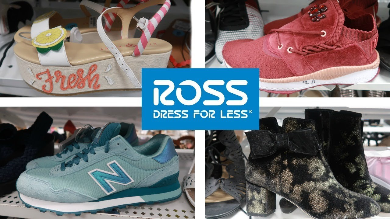 7a99ffe2e106 ROSS SHOE SHOPPING!!! COME WITH ME - YouTube