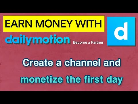 Join Partner Program Of Dailymotion And Earn Online With Complete Guidelines For Beggienrs