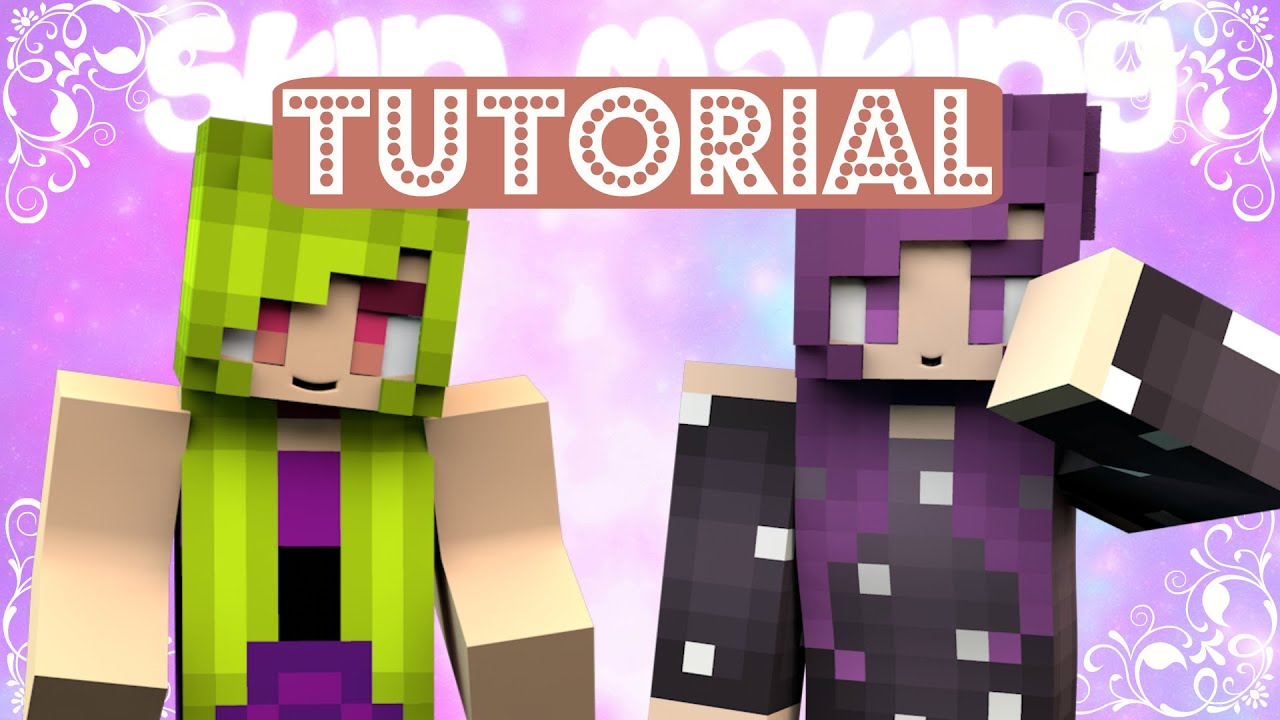 Tutorial for Shading!!(Old) - Using Skinseed - YouTube