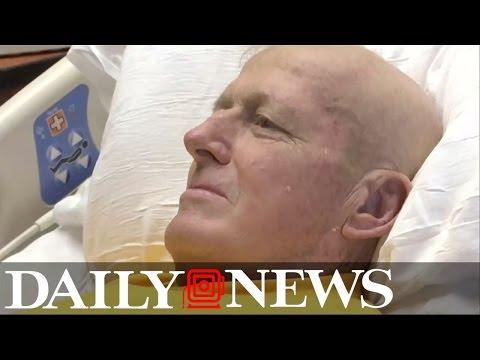 Craig Sager hangs tough in leukemia battle: Inside the NBA broadcaster's hospital room