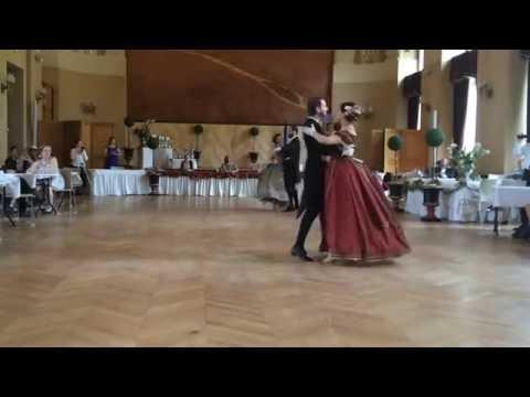 Valse du Commandeur - Championnat de France de Danse Historique 2016