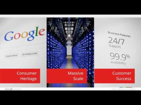 Google Apps For Retail Webinar
