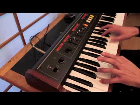 roland ep 09 electric piano vintage youtube. Black Bedroom Furniture Sets. Home Design Ideas