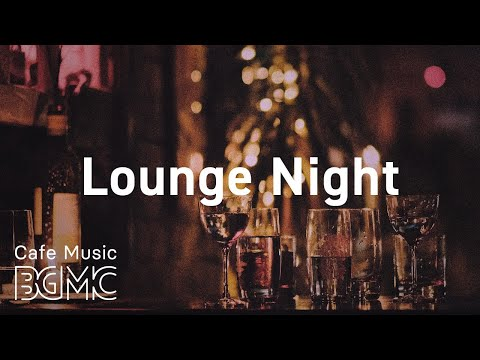 Lounge Night: Saxophone Night Jazz Playlist - Smooth Lounge Jazz & Night City - Night Traffic JAZZ