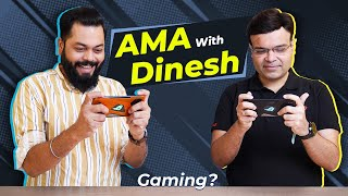 Asus ROG Phone 3 FAQ | Where Is Asus Max Pro M3 & Asus Zenfone 7?⚡⚡⚡AMA With Dinesh Sharma