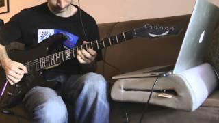 king diamond abigail guitar cover