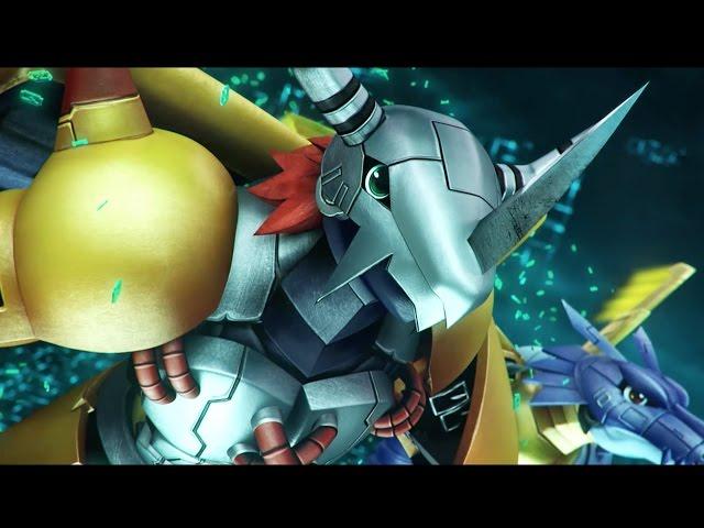 Digimon World: Next Order - Gameplay Trailer | PS4