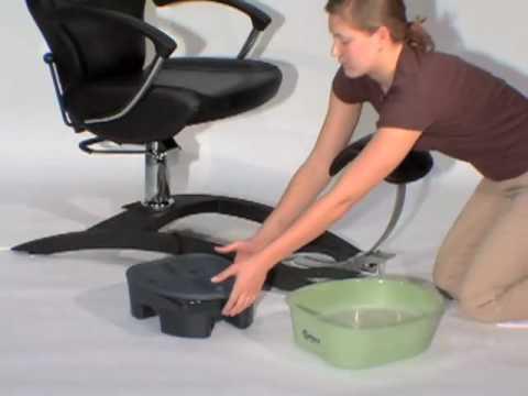 Belava Pedicure System Youtube