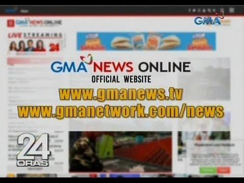 24 Oras: Pekeng website na gumagamit ng logo ng GMA News Online, nagkakalat ng maling impormasyon