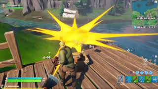Fortnite Chapter 2 - First Match, First Win PS4 Pro Gameplay!!!