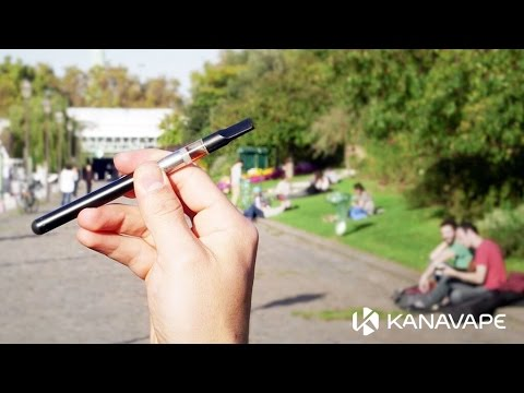 KanaVape Review - First CBD Vaporizer