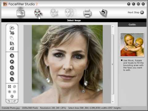 facefilter studio 1