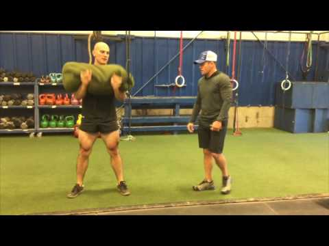 5 Foundational Sandbag Exercises