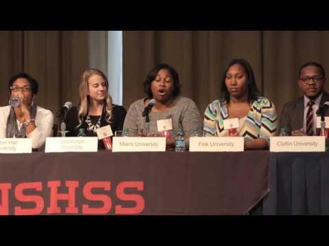 NSHSS 2016 College Panel @ Carter Center Event