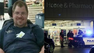 Walmart Worker Is Fired When His Boss Sees What He Did Every Day For 20 Years