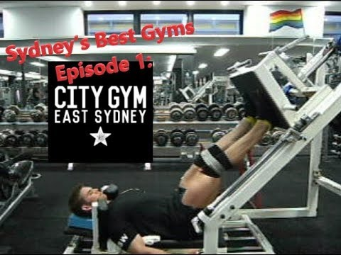 Sydney's Best Gyms - Episode 1: City Gym