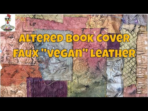 Episode 330: Tuesday Livestream - Group Altered Book -