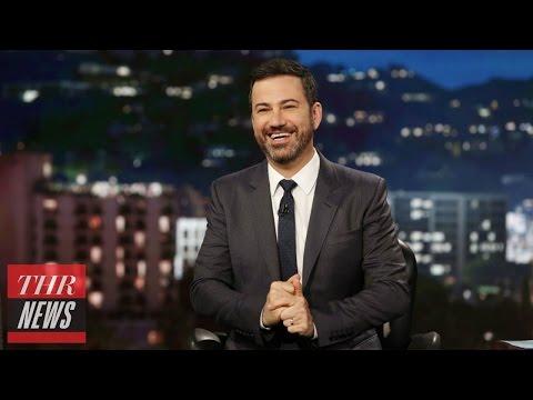 Jimmy Kimmel Will Return as the 2018 Oscars Host | THR News