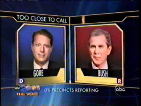 2000 Election Night Coverage (Part 1 of 38) - YouTube