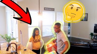 I WANT CUSTODY OF OUR BABY ! PRANK