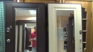 Сравниваем входные двери Torex Super Delta Mirror и Бульдорс 12Т.(Сравниваем две схожие модели с зеркалом от завода Torex и от завода Бульдорс., 2015-03-24T11:12:23.000Z)