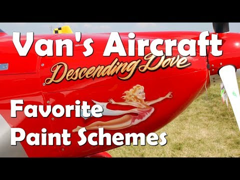 Some of Our Favorite Van's RV Paint Schemes