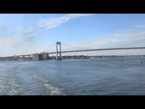 Throgs Neck Bridge, NYC,