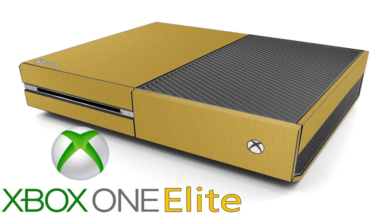 Xbox one elite console leaked youtube for What is console