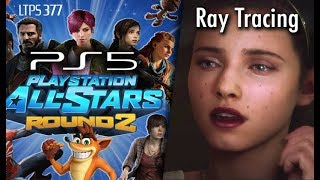 Rumor: PlayStaton All-Stars 2 on PS5. Square Enix Tech Demo for Next-Gen. - [LTPS #377]
