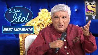 Javed जी ने बताए 'Ek Ladki Ko Dekha' गाने का पीछे की Story!   Indian Idol Season 12   Best Moments