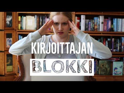 Kirjoittajan Blokki
