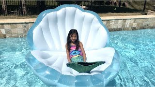 Mermaid Magical Pearl Surprise + Disney Princess Mermaid Ariel Color Changing Toys | Toys Academy