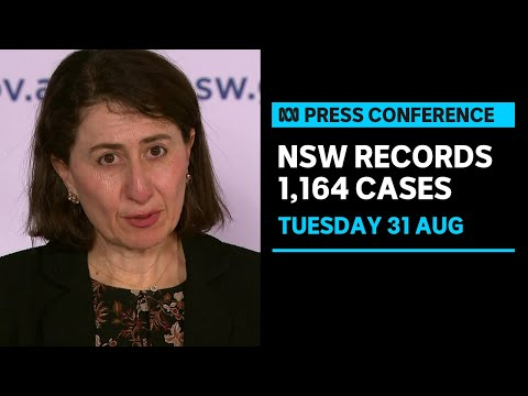 IN FULL: NSW Premier announces 1,164 new COVID-19 cases | ABC News
