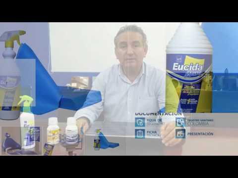 Hp Medical importador de productos de Bioseguridad Eufar para Bolivia.