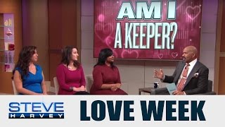 You Can't Get Drunk On The First Date! || STEVE HARVEY