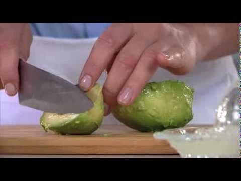 Wraps Met Gerookte Kip En Avocado Allerhande Youtube